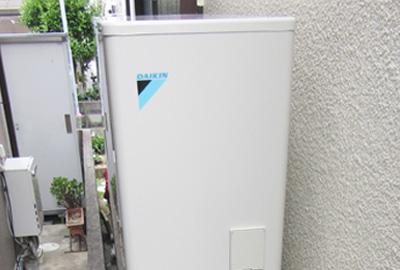 Panasonic HE37W1Q ⇒ ダイキン EQ46TFTV