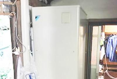三菱 SRT-HP37W2 ⇒ ダイキン EQ37TFHV