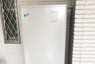 三菱 SRT-HP462WF ⇒ ダイキン EQ37UFV