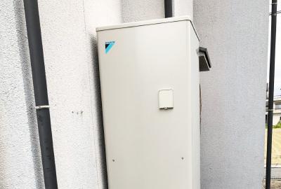 三菱 SRT-HPT46W4 ⇒ ダイキン EQ46UFV