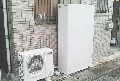 コロナ RMP-DH8AD ⇒ 三菱 SRT-S374UZ