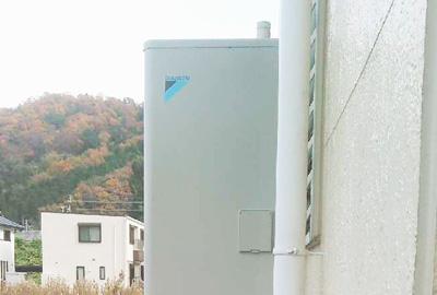 三菱 SRT-HP43WZ2 ⇒ ダイキン EQ46UFTVE