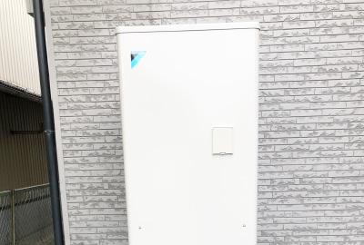 三菱 SRT-HPT46W1 ⇒ ダイキン EQ46UFV