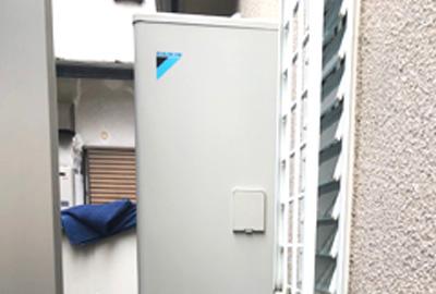 Panasonic HE-W37EQ ⇒ ダイキン EQ46UFTV