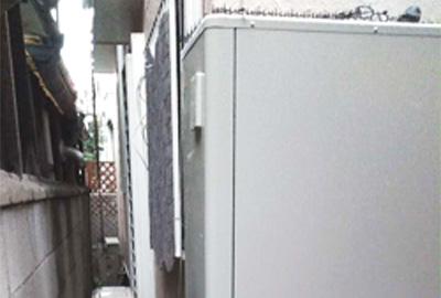 三菱 SRT-W372Z ⇒ ダイキン EQ37UFTV