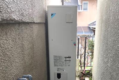 三菱 SRT-HP46WZ3 ⇒ ダイキン EQ37UFTV