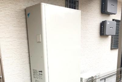 三菱 SRT-HP37WZ4 ⇒ ダイキン EQ46UFTV
