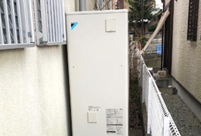 三菱 SRT-HP37W3 ⇒ ダイキン EQ37UFV