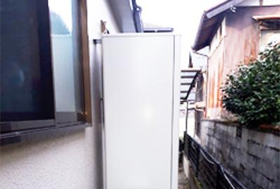 三菱 SRT-HP37WDX3 ⇒ ダイキン EQ46UFV
