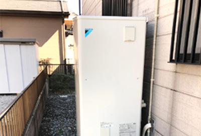 三菱 SRT-HP37W2 ⇒ ダイキン EQ37UFV